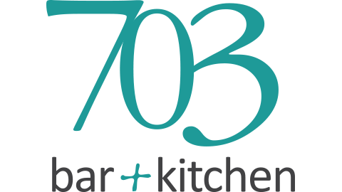 703 Bar + Kitchen Logo