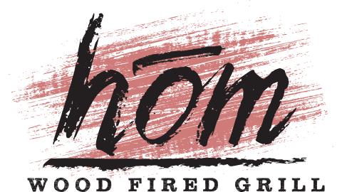 Hom Woodfired Grill Logo