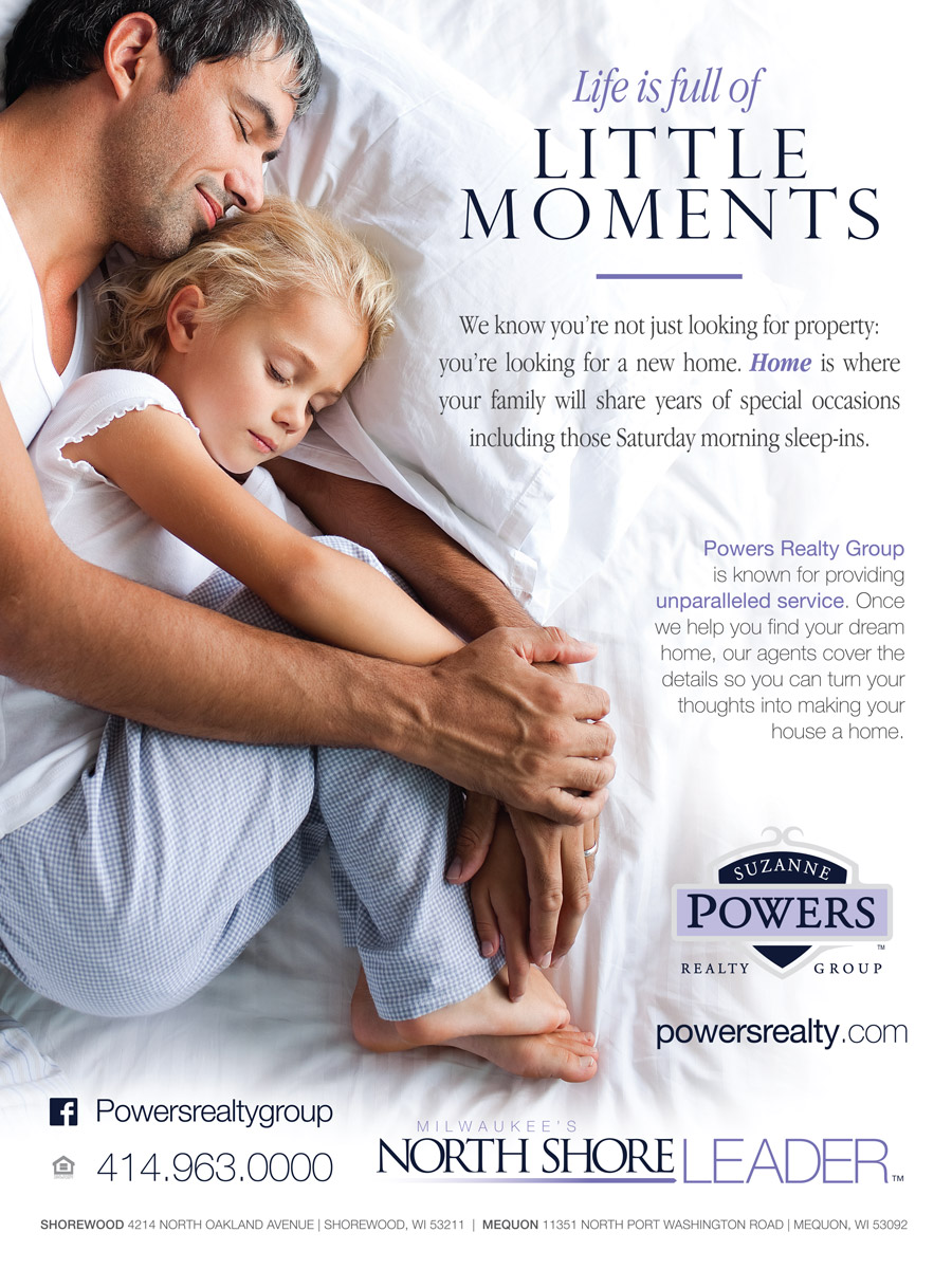 Powers Real Estate Advertisement