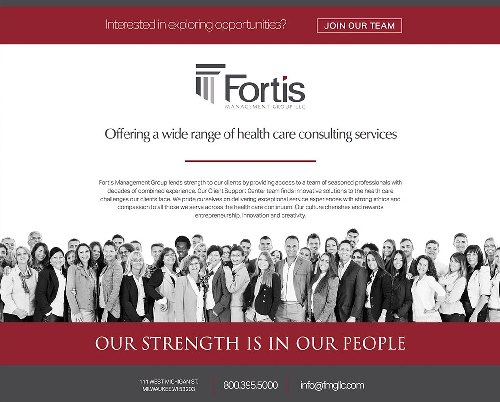 Fortis Website