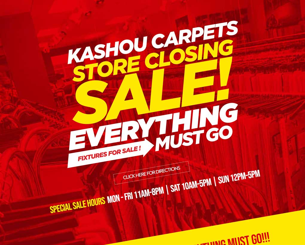 Kashou Carpets Sale Website