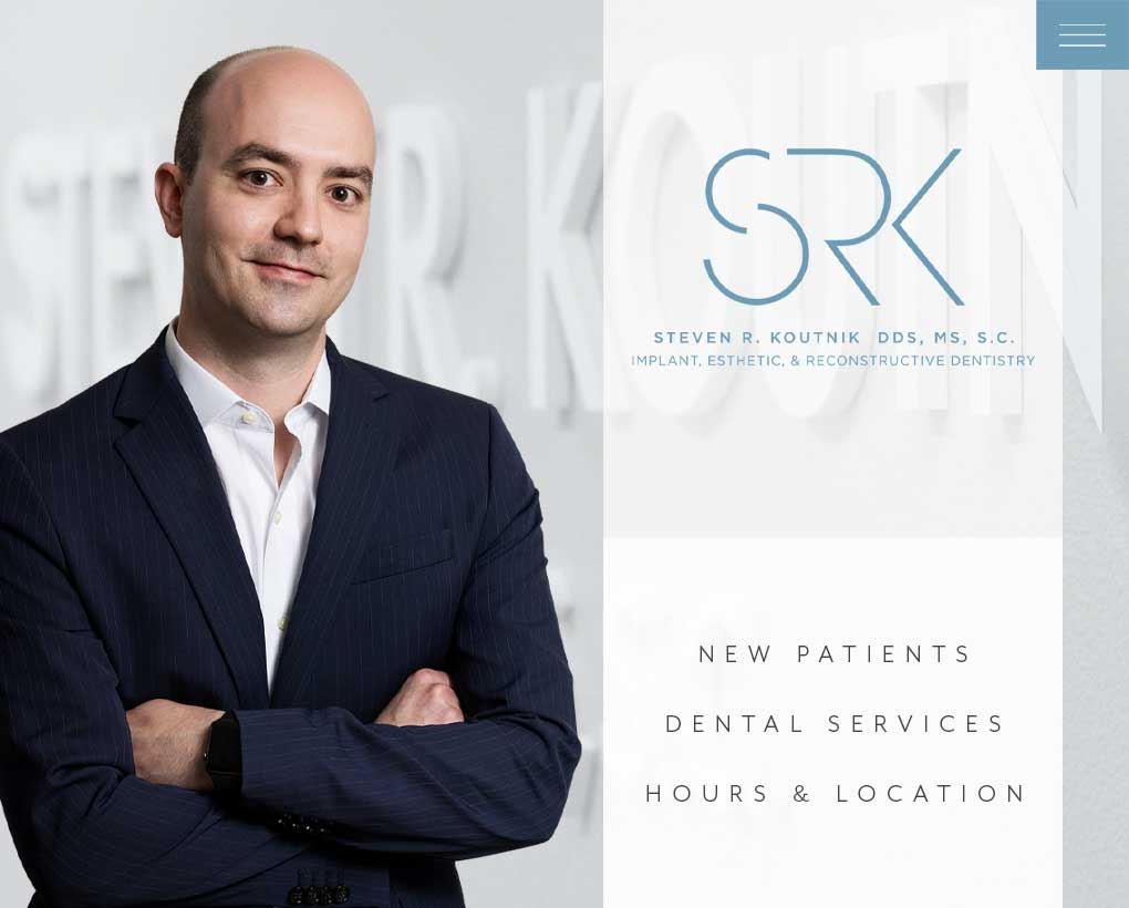 DR. STEVEN R. KOUTNIK Website