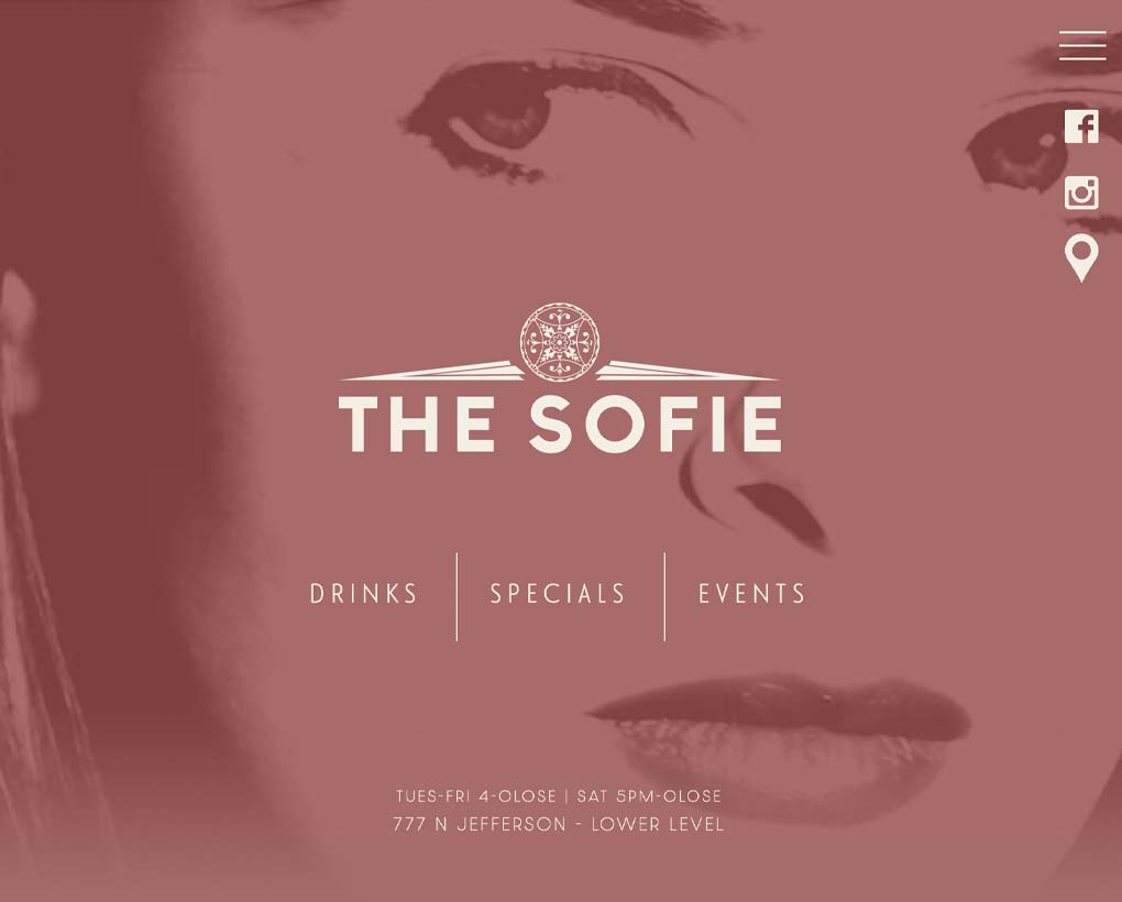 The Sofie Website