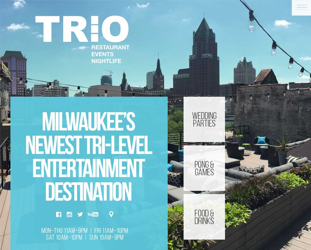 Trio Website